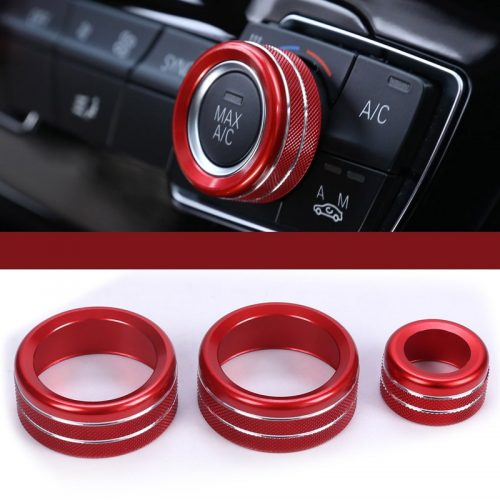 Tail Door Swtich Button Frame Cover ABS Plastic Carbon Fiber 1 pcs//set Interior Auto Vehicle Accessory for BMW X1 F48 20i 25i 25le 2016-2018 BMW 2 Series f45 f46 2015-2017